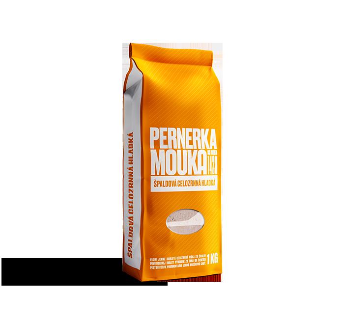 Špaldová celozrnná múka sa vyznačuje jemnou orieškovou chuťou a vôňou a možno ju v akomkoľvek pomere kombinovať s bežnou pšeničnou múkou alebo ju v kuchyni úplne nahradiť.