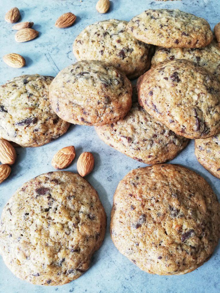 Cookies z ryzovej muky Pernerka