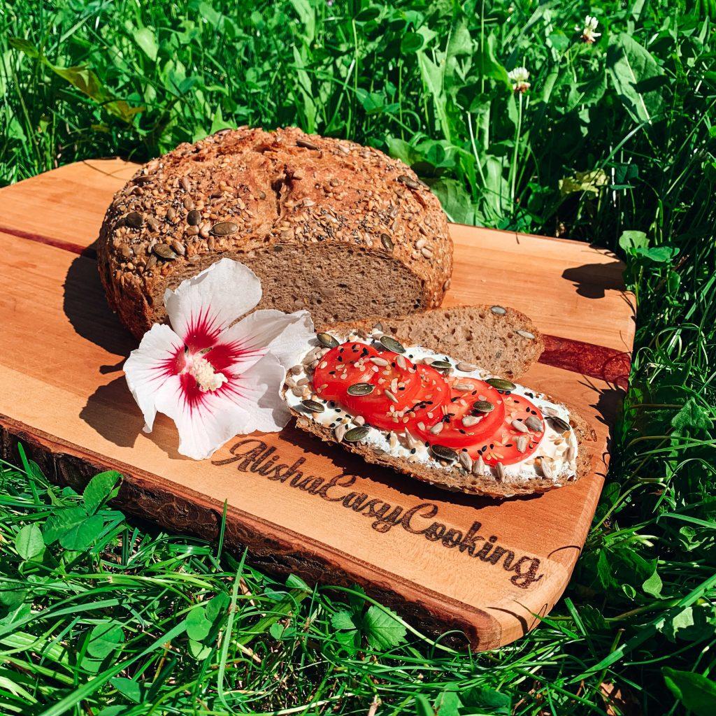 Viaczrnný špaldový chlebík zo špaldovej Pernerky